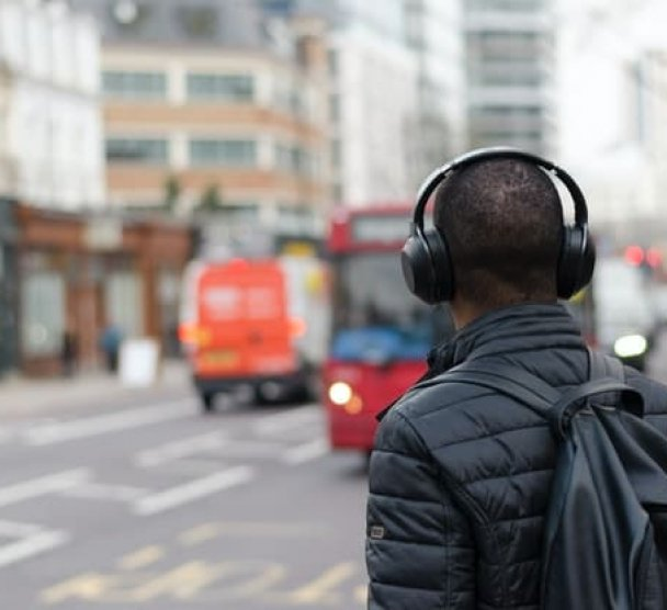Noise cancelling koptelefoons