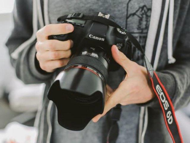 spiegelreflexcamera's