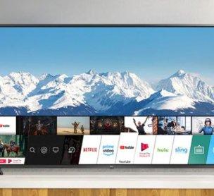 LG 43 inch tv