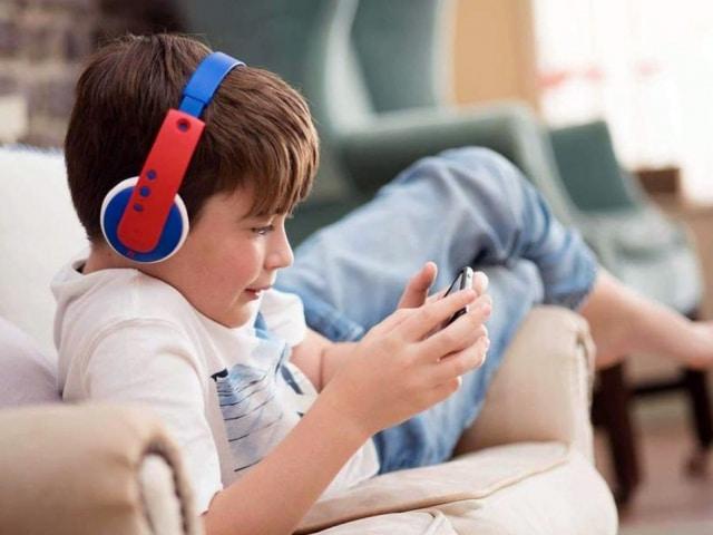 JVC HA-KD9BT kinderen koptelefoon