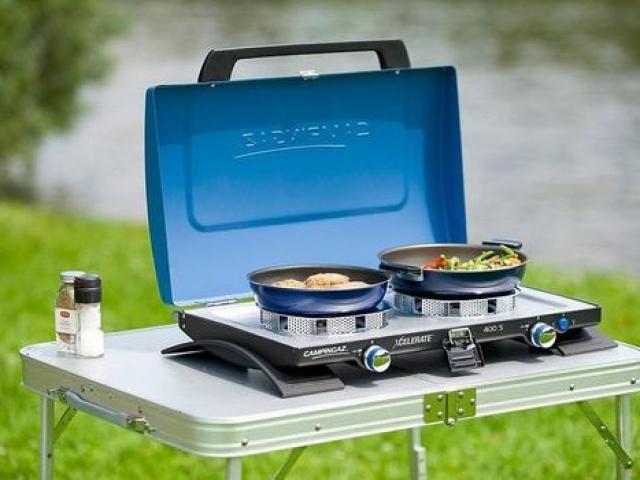 Campingaz Xcelerate 400 S kooktoestel