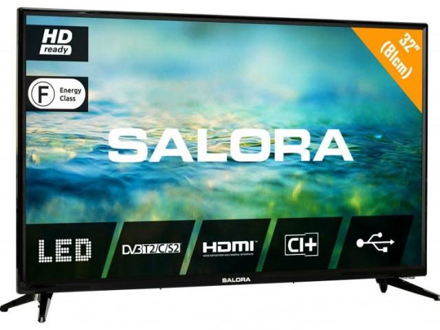 Salora 32LTC2100 - Kleine TV