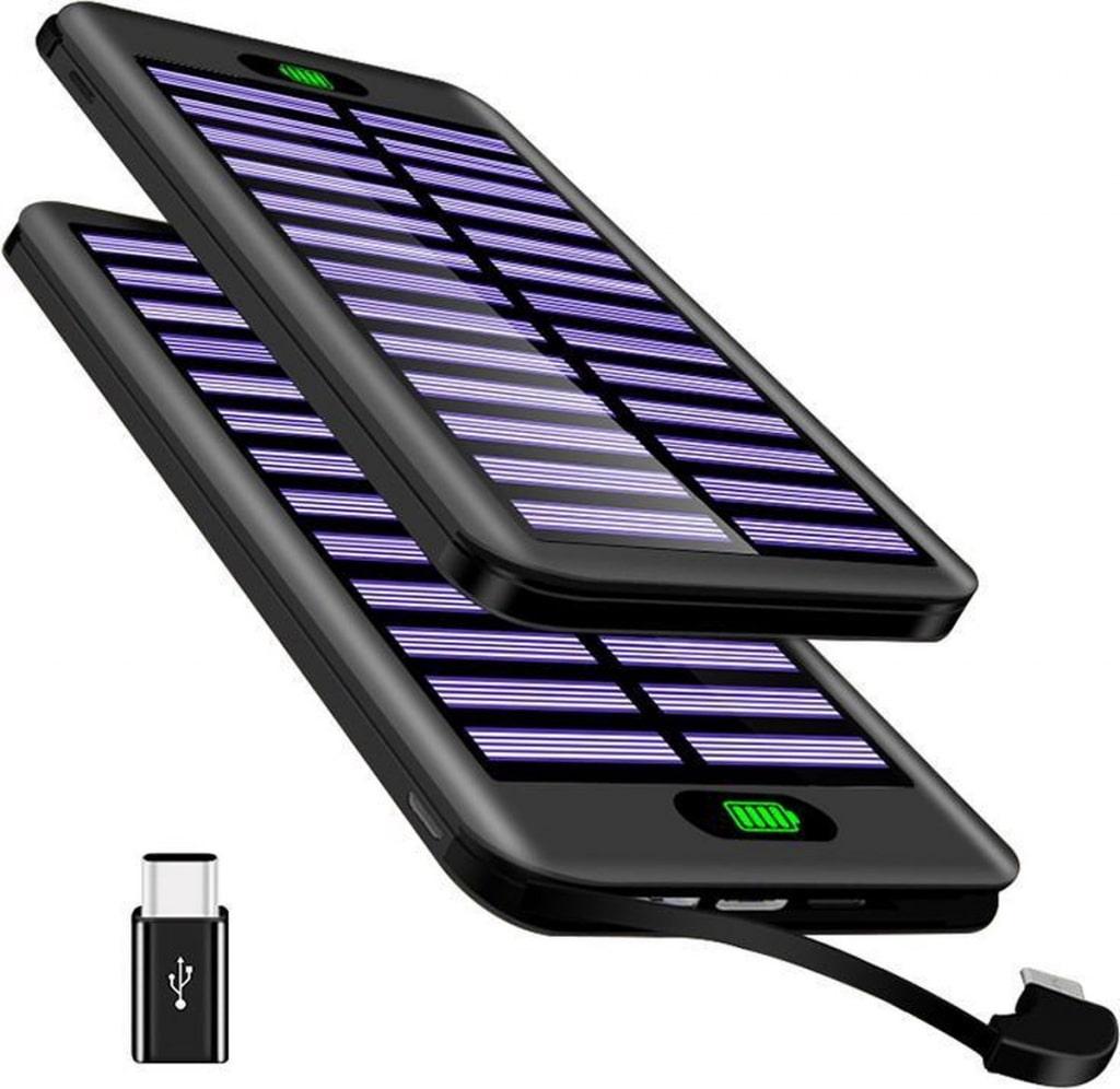 Poweradd Solar Powerbank